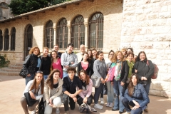 Incontro con l\'Autrice Liceo Classico Properzio - Assisi - 27 Maggio 2013