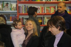 Presentazione Libreria Mondadori Bastia 10 marzo 2012